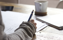 Medium make your last words counts. how to finish your thesis strongly